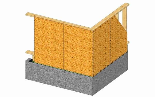 Poszycie ścian zewnętrznych (Rys. 2)