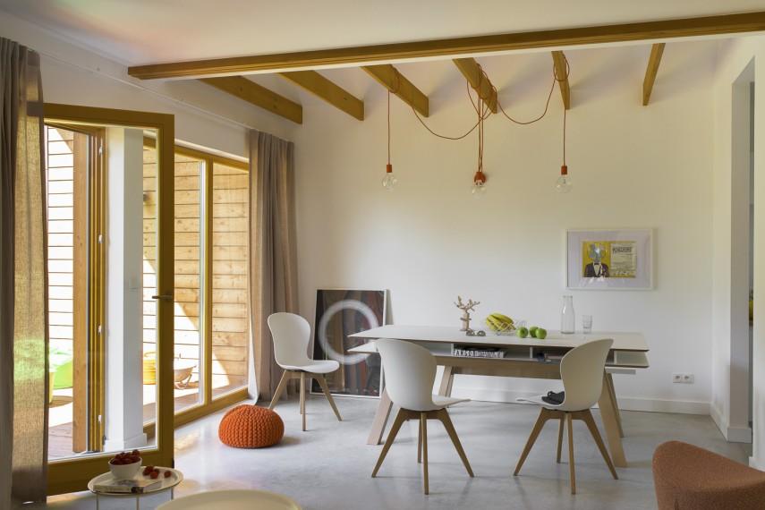 Simple House - jadalnia