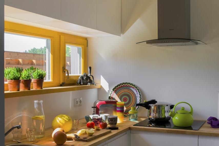 Simple House - kuchania